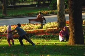 Gulhane Parki, Aug 2012